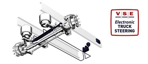 VSE Electronic Truck Steering