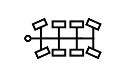 Configuratie 10 (X-Steer)