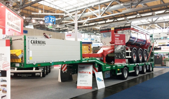 Nog meer VSE op de IAA in Hannover