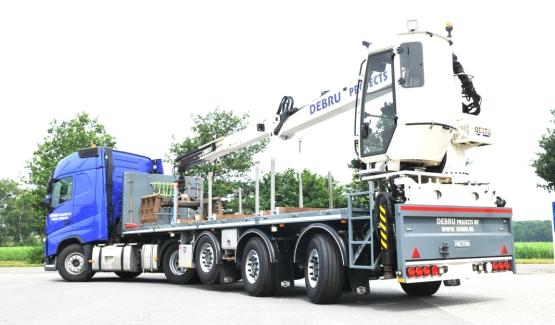 Trailer more agile than rigid truck