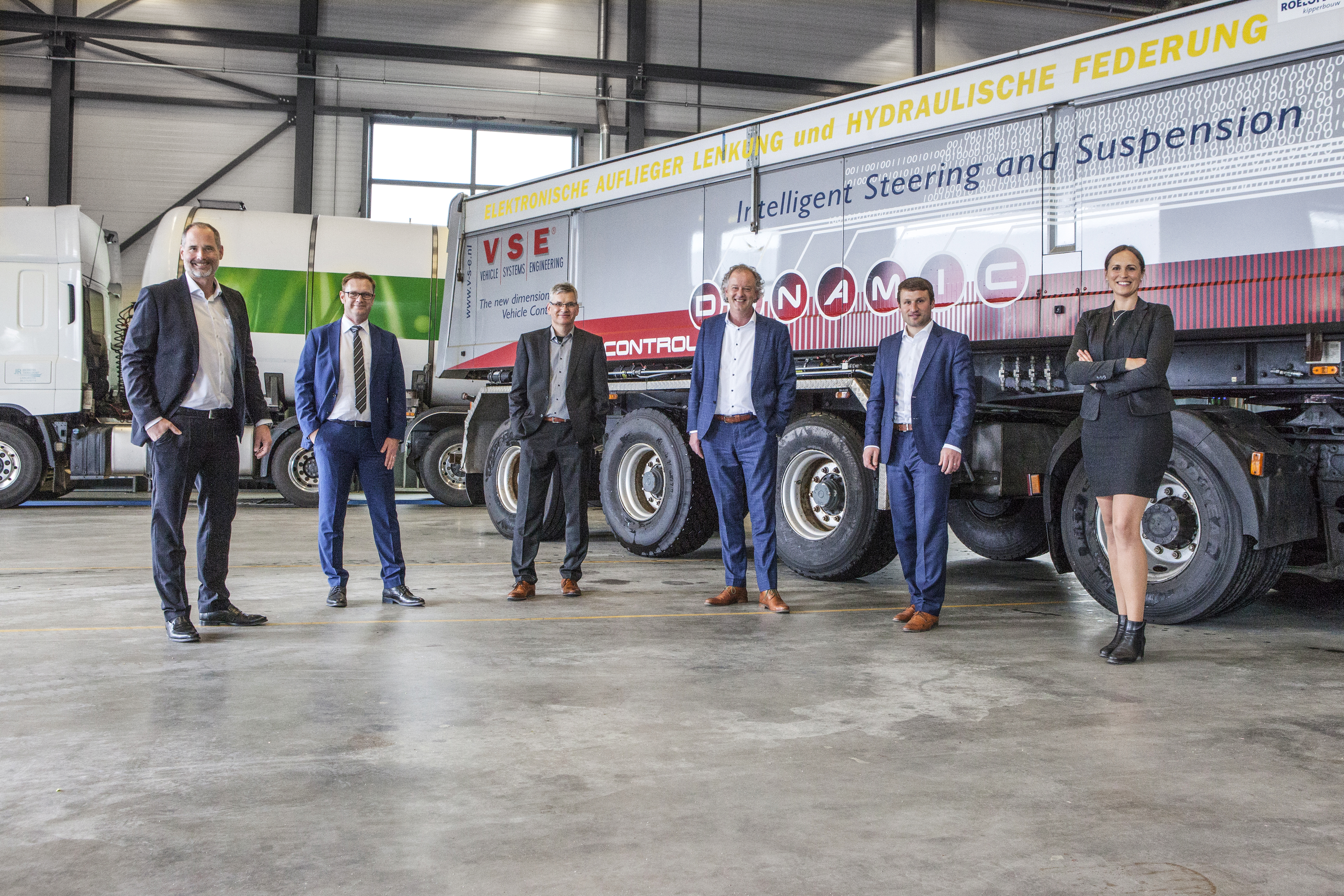 VSE becomes part of the HÜBNER Group