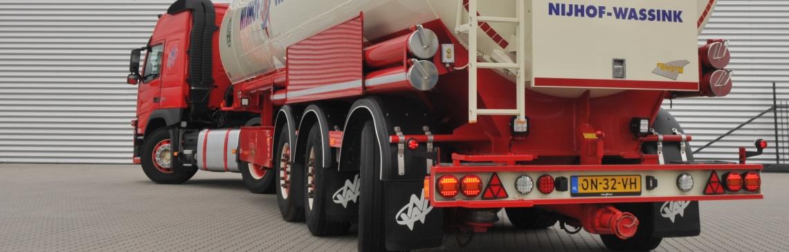 Nijhof-Wassink: VSE op bulktrailers