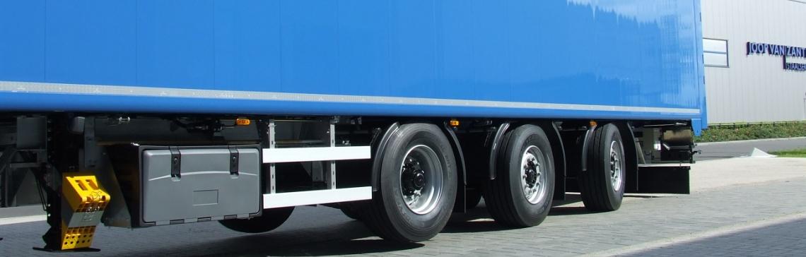 Exaktes Ausrichten verringert Reifenverschleiß