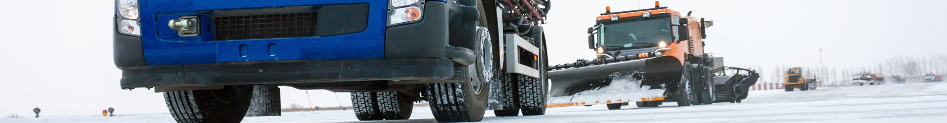 Stuursystemen voor luchthavenuitrusting
